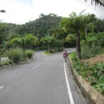 Walk to Town from Gate to Puerto Bahia